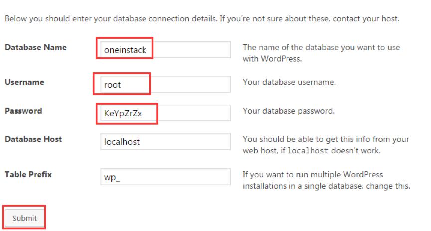 WordPress on LEMP Stack Image Guide